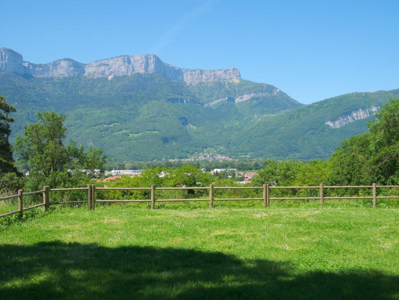 Autre vue sur le massif du Vercors