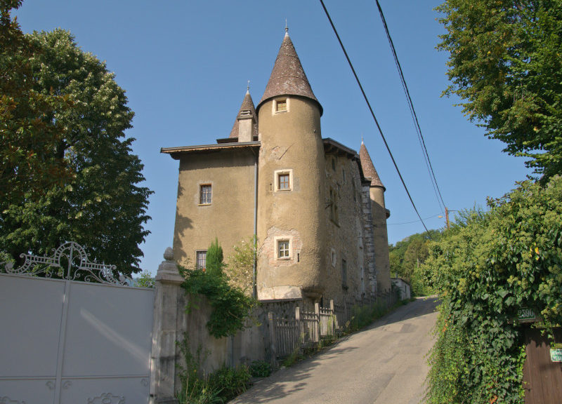 Le château de Narbonne