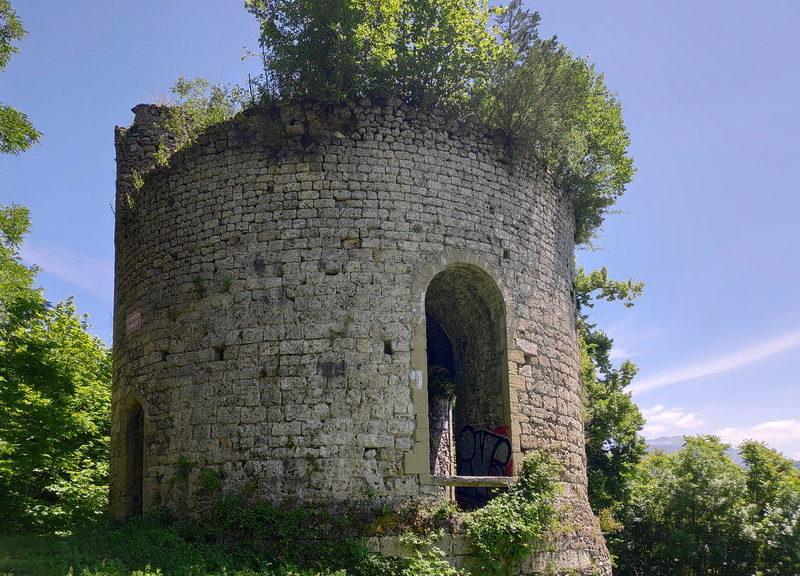La tour Barral