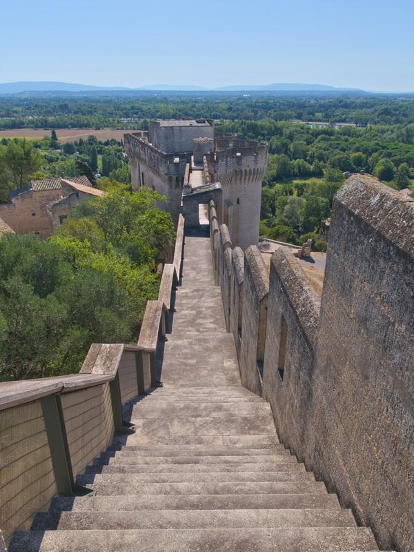 Remparts du fort Saint-André